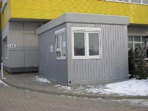 guérite modulaire d'accueil, de vente ou de garde